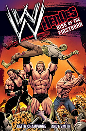 WWE: Heroes: Rise of the Firstborn (Paperback)Books