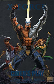 X-Force: Child's Play (Hardcover)Books