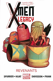 X-Men Legacy Volume 3: Revenants (Marvel Now) (Paperback)Books
