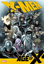 X-Men: Age of X (Paperback)Books