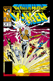 X-Men: Fall of the Mutants - Volume 1 (X-Men (Marvel Numbered)) (Paperback)Books
