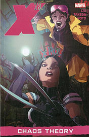X-23 - Vol. 2: Chaos Theory (Paperback)Books