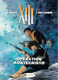 XIII Vol.15: Operation Montecristo (XIII (Cinebook)) (Paperback)Books