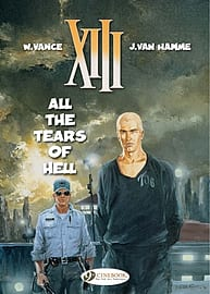 XIII Vol.3: All the Tears of Hell (XIII (Cinebook)) (Paperback)Books