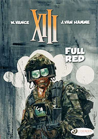 XIII Vol.5: Full Red (XIII (Cinebook)) (Paperback)Books