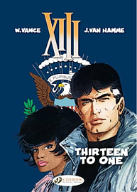 XIII Vol.8: Thirteen to One (Paperback)Books
