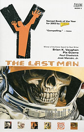 Y: The Last Man Vol. 3 - One Small Step (Paperback)Books