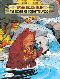 Yakari vol. 10: The River of Forgetfulness (Paperback)Books