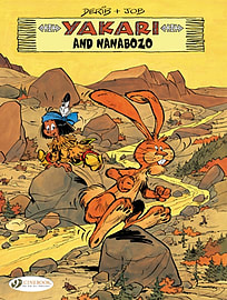 Yakari Vol. 11: Yakari and Nanabozo (Paperback)Books