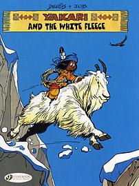 Yakari Vol.8: Yakari and the White Fleece (Paperback)Books
