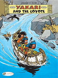 Yakari Vol.9: Yakari and the Coyote (Paperback)Books