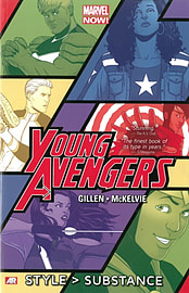 Young Avengers - Volume 1: Style > Substance (Marvel Now) (Young Avengers Graphic Novels) (PaperBooks