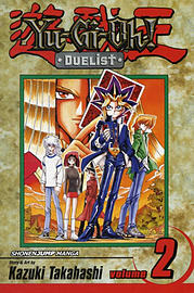 YU GI OH THE DUELIST VOLUME 2Books