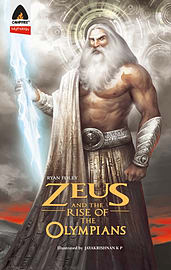 Zeus and the Rise of the Olympians (Campfire Mythology) (Paperback)Books