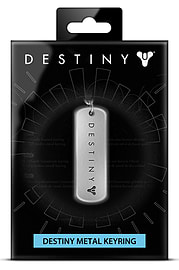 Destiny Engraved KeyringClothing and Merchandise