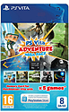 PlayStation Vita Adventure MEGA Pack with 8GB Memory Card Accessories