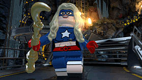 LEGO Batman 3: Beyond Gotham with Plastic Man LEGO Minifigure screen shot 6