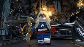 LEGO Batman 3: Beyond Gotham with Plastic Man LEGO Minifigure screen shot 7