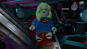 LEGO Batman 3: Beyond Gotham with Plastic Man LEGO Minifigure screen shot 8