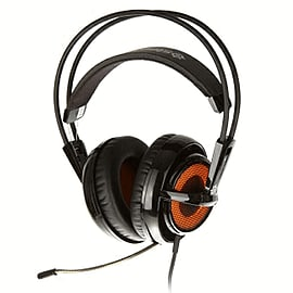 SteelSeries Siberia v2 Heat Orange HeadsetAccessories
