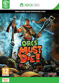 Orcs Must Die! for XBOX360