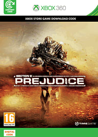 Section 8: Prejudice for XBOX360