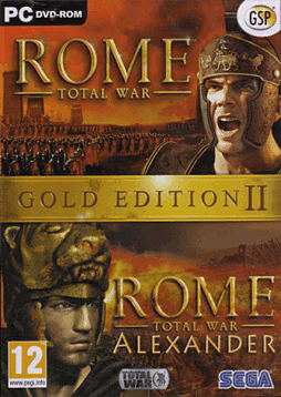Rome: Total War Gold Edition II for PC
