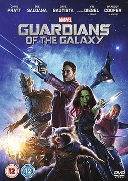 Guardians Of The GalaxyDVD