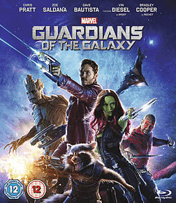 Guardians Of The GalaxyBlu-ray