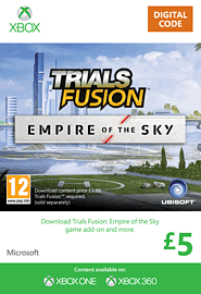 Trials Fusion - Empire Of The Sky Pack for XBOX ONE