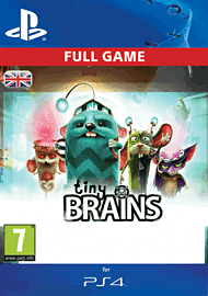Tiny Brains for PS4