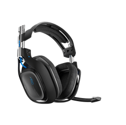 Astro A50 Gaming Headset for PlayStation 4 - BlackAccessories