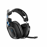 Astro A50 Gaming Headset for PlayStation 4 - Black screen shot 4