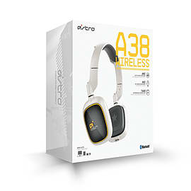 Astro A38 Wireless Headset - White Accessories