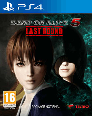 Dead or Alive 5 Last Round on PS4 at GAME.co.uk