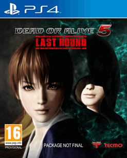 Dead or Alive 5: Last RoundPlayStation 4Cover Art