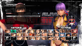 Dead or Alive 5: Last Round screen shot 14
