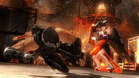 Dead Or Alive 5: Last Round screen shot 17