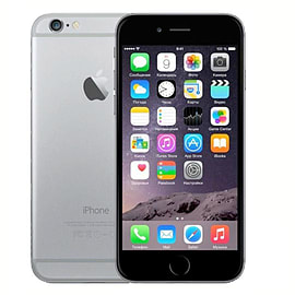 Unlocked Apple iPhone 6 Plus 64GB Grey (Grade C)Electronics