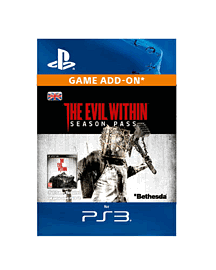 The Evil Within Season Pass (PlayStation 3) for PS3