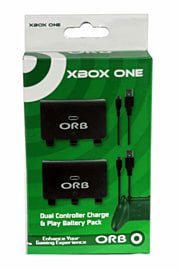 Xbox One Dual Controller Charge N Play KitAccessories