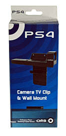 ORB PlayStation Camera TV Clip & Wall MountAccessories