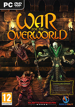 War For The Overworld: Underlord Edition PC Games