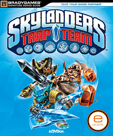 Skylanders Trap Team eGuideStrategy Guides & Books