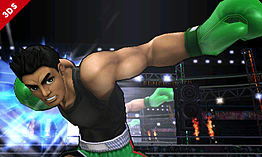 Little Mac - amiibo - Super Smash Bros Collection screen shot 7