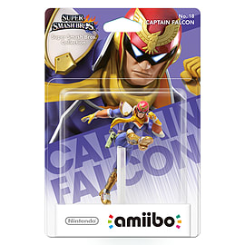 Captain Falcon - amiibo - Super Smash Bros CollectionToys and Gadgets
