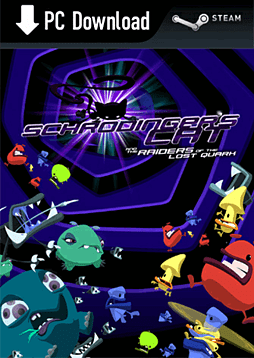Schrodinger's Cat and The Raiders of the Lost QuarkPC
