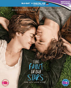 The Fault In Our StarsBlu-ray