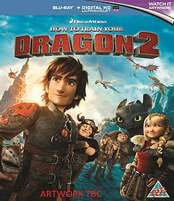How To Train Your Dragon 2Blu-ray