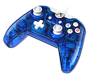 Rock Candy Xbox One Wired Controller - Blueberry Bloom screen shot 2